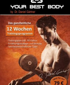Your Best Body by Dr. Daniel Gärtner