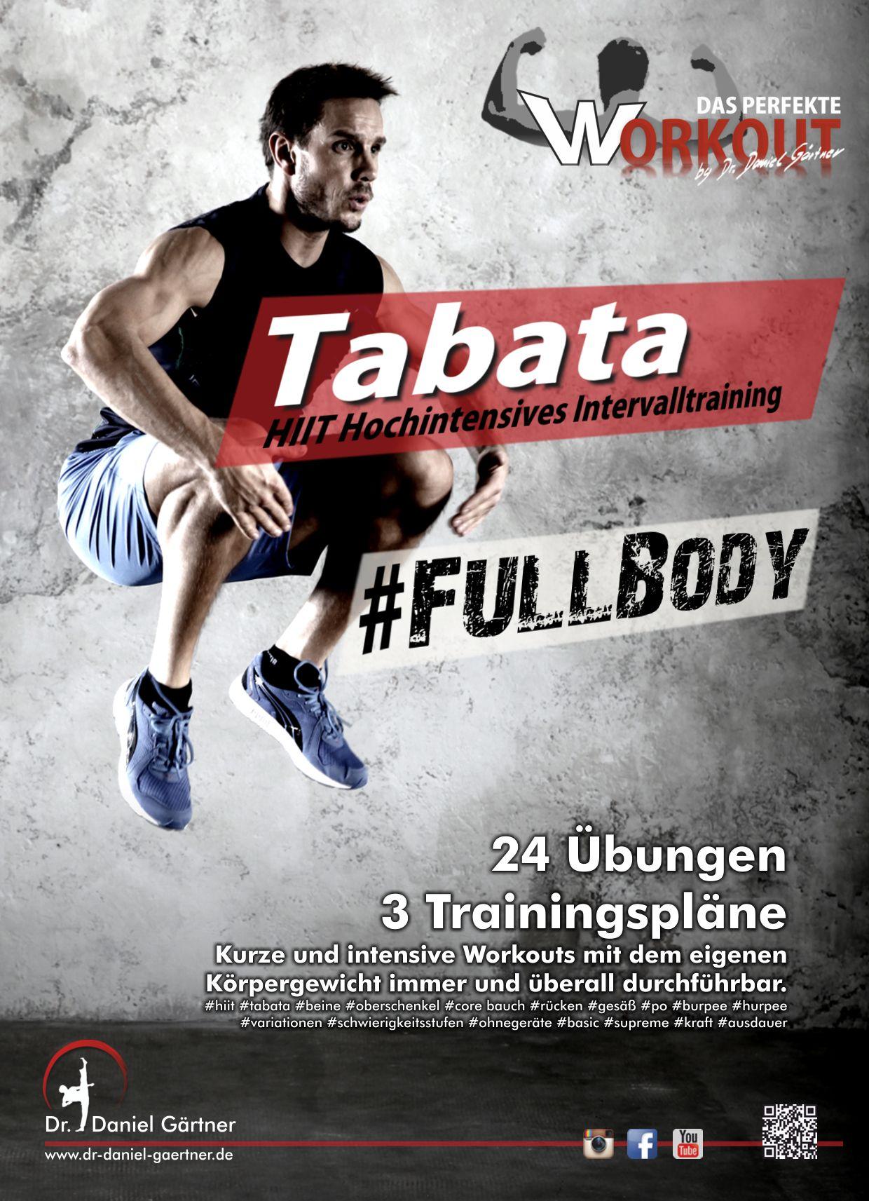 Tabata HIIT Fullbody