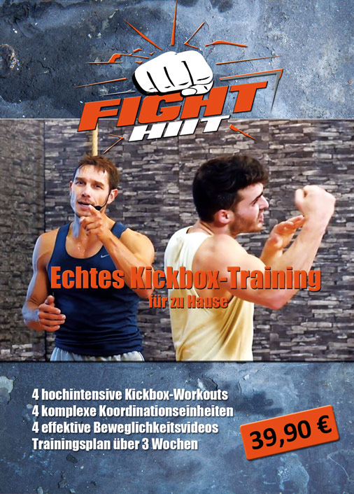 Fight HIIT Kickbox Training